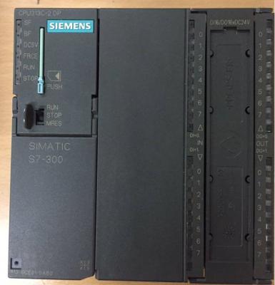 PLC S7 300 CPU 313 C2-DP