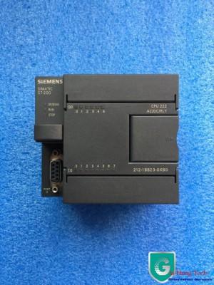 PLC S7 200 CPU 222 AC/DC/RLY