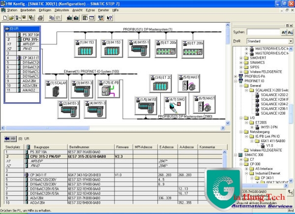SIMATIC STEP7 Basic software